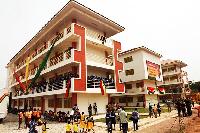 One of the E-blocks constructed under John Mahama's administration
