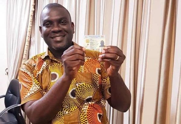 Presidential staffer, Nana Hesse Ogyiri