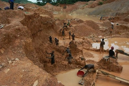 David Agbey, has revealed that there are several operatives of the BNI involved in illicit mining