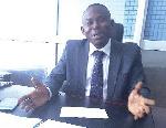 Kokro Amankwah, General Secretary of NALAG