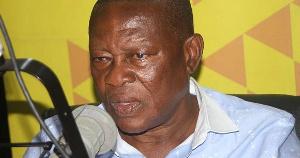 Former National Organizer of the NDC, Yaw Boateng Gyan