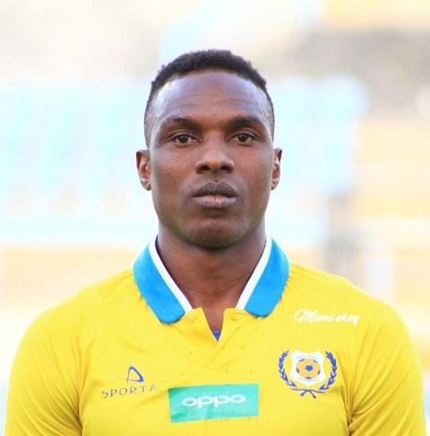 Richard Baffour completes move to Saudi side Al Ansar