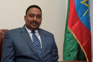 Ethiopia's Workneh Gebeyehu is Executive Secretary of IGAD