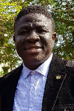 Kofi Addo Agyekum has been appointed as the Chairman for the GT. Accra Armwrestling Association