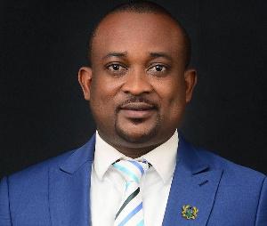 Pius Hadzide Deputy Sport Minister