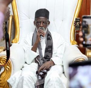 National Chief Imam, Sheik (Dr) Osman Nuhu Sharubutu