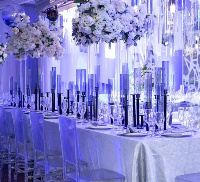 A file photo of a wedding reception. Photo credit (Focus and Blur)