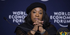 Minister for Foreign Affairs and Regional Integration, Shirley Ayorkor Botchwey