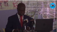 Prof. George Gyan-Baffour, Minister for Planning