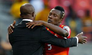 Kwesi Appiah Asamoah Gyan