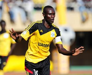 Uganda Captain Andrew Mwesigwa