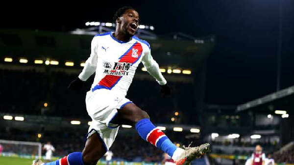 Schlupp and Zaha set records in Crystal Palace victory against Manchester United