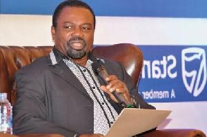 Dr Vladimir Antwi-Danso is an International Relations Expert