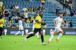 Ghana striker, Richmond Boakye-Yiadom