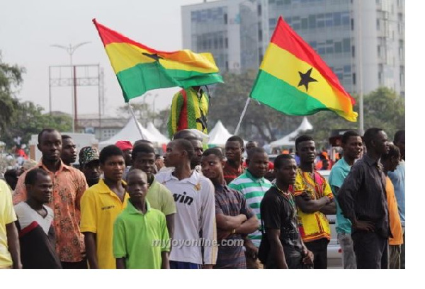 Ghana: The pride and the shame at the age of 63