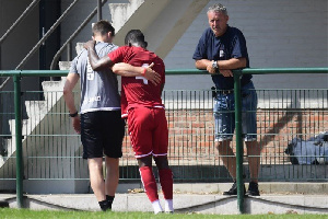 Opare will need surgery and that will keep him out of action until December