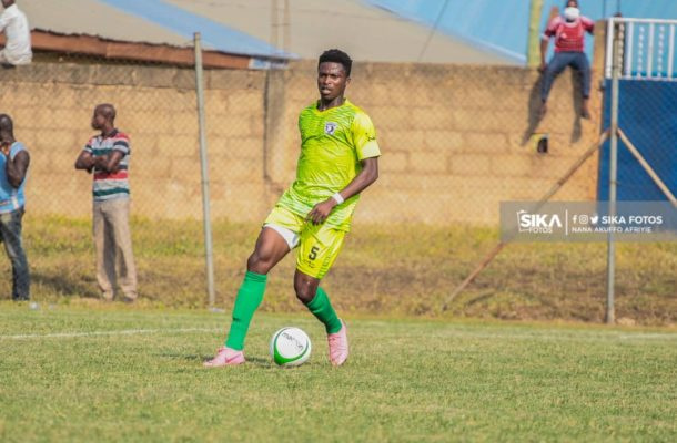 You can score against Eleven Wonders not Bechem United - Agbesimah tells Fabio Gama