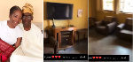 Tiwa Savage filmed the surroundings of her father's apartment
