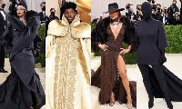 Some favourite looks at Met Gala 2021. Getty Images
