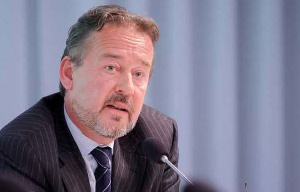 Germany's Ambassador to Ghana, Christoph Retzlaff