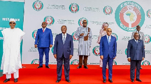 ECOWAS leaders met in Accra on June 19 for mid-year review of the bloc