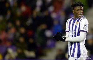 Real Valladolid defender, Mohammed Salisu