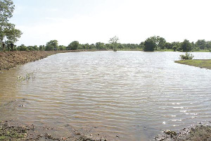 The construction of the dams have now provided timely reliefs to farmers