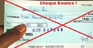 Dud Cheques