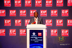 Deputy Minister of Energy William Owireku Aidoo