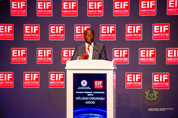 Ghana has very attractive policies for energy sector – Deputy Energy Minister woos investors