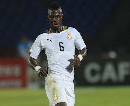 AFCON 2015 final: Afriyie Acquah still haunted by penalty miss in defeat to Ivory Coast