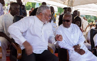 Former Presidents Jerry John Rawlings and John Mahama will join others mark the occasion in Ho