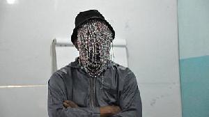 Anas Aremeyaw Anas is an award-winning investigative journalist