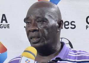 Accra Great Olympics coach, Annor Walker
