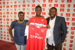 Eddie Nketiah's father denies preventing his son from playing for Black Stars