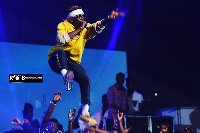 Shatta Wale's 'Gringo' was adjudged the Viral Song of the Year