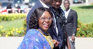Akosua Frema Osei Opare Chief Of Staff