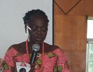 Justina Owusu-Banahene, Sunyani East Municipal Chief Executive