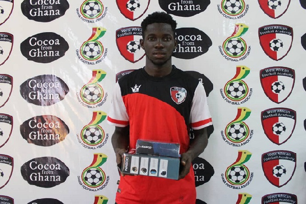 GPL match report: WAFA star Augustine Boakye wins MOTM in Bechem victory
