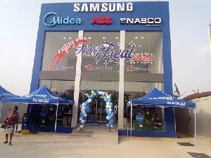 Electroland Ghana Limited in Kaase