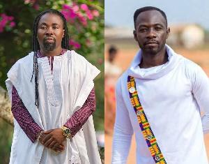 Obrafour and Okyeame Kwame