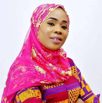 Hajia Humu Awudu, parliamentary candidate-elect for Wa Central Constituency