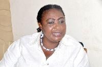 Deputy Minister of Health, Tina Mensah