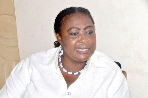 Tina Mensah, Deputy Health Minister