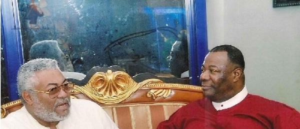 Selfless' Rawlings 'dared greatly', 'put Ghana first' – Duncan-Williams