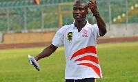 Akakpo Patron, Interim coach of Asante Kotoko