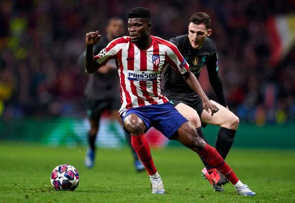 Arsenal identify\'s Danilo Pereira as alternative to Thomas Partey