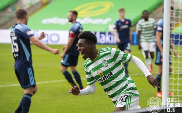 Dutch born Ghanaian youngster, Jeremie Frimpong