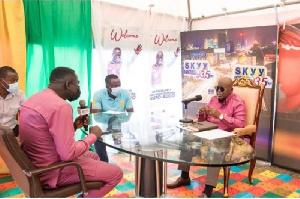 Akufo Addo Skyypower Radio