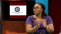 Chairperson of the EC, Charlotte Osei